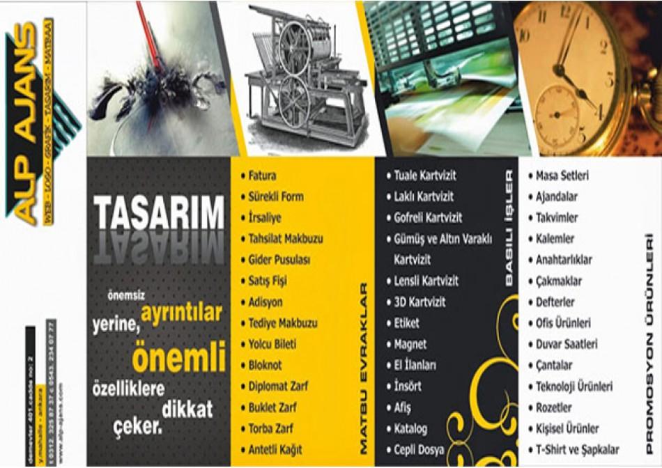 Reklam Ürünlerimiz
