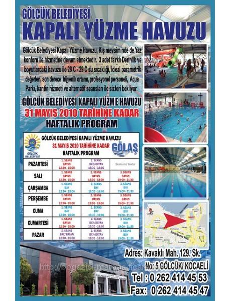 2000 Adet 28x40 A3 Broşür