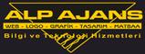 ALP AJANS WEB - LOGO - GRAFİK - TASARIM